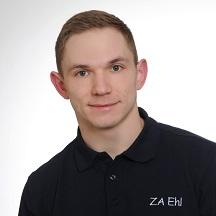 Vorbereitungsassistent Alexander Ehl
